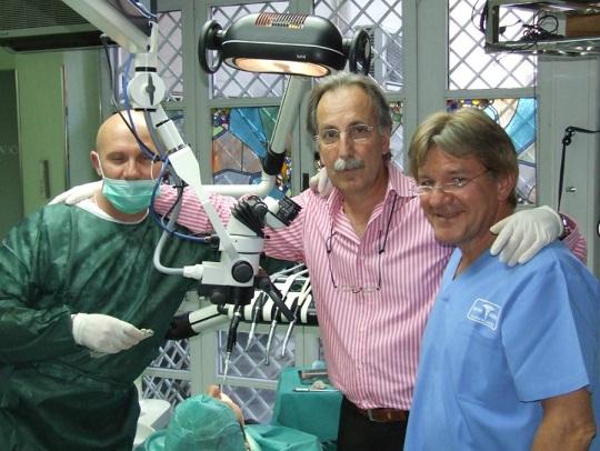 Antonio rey gil y dentistas