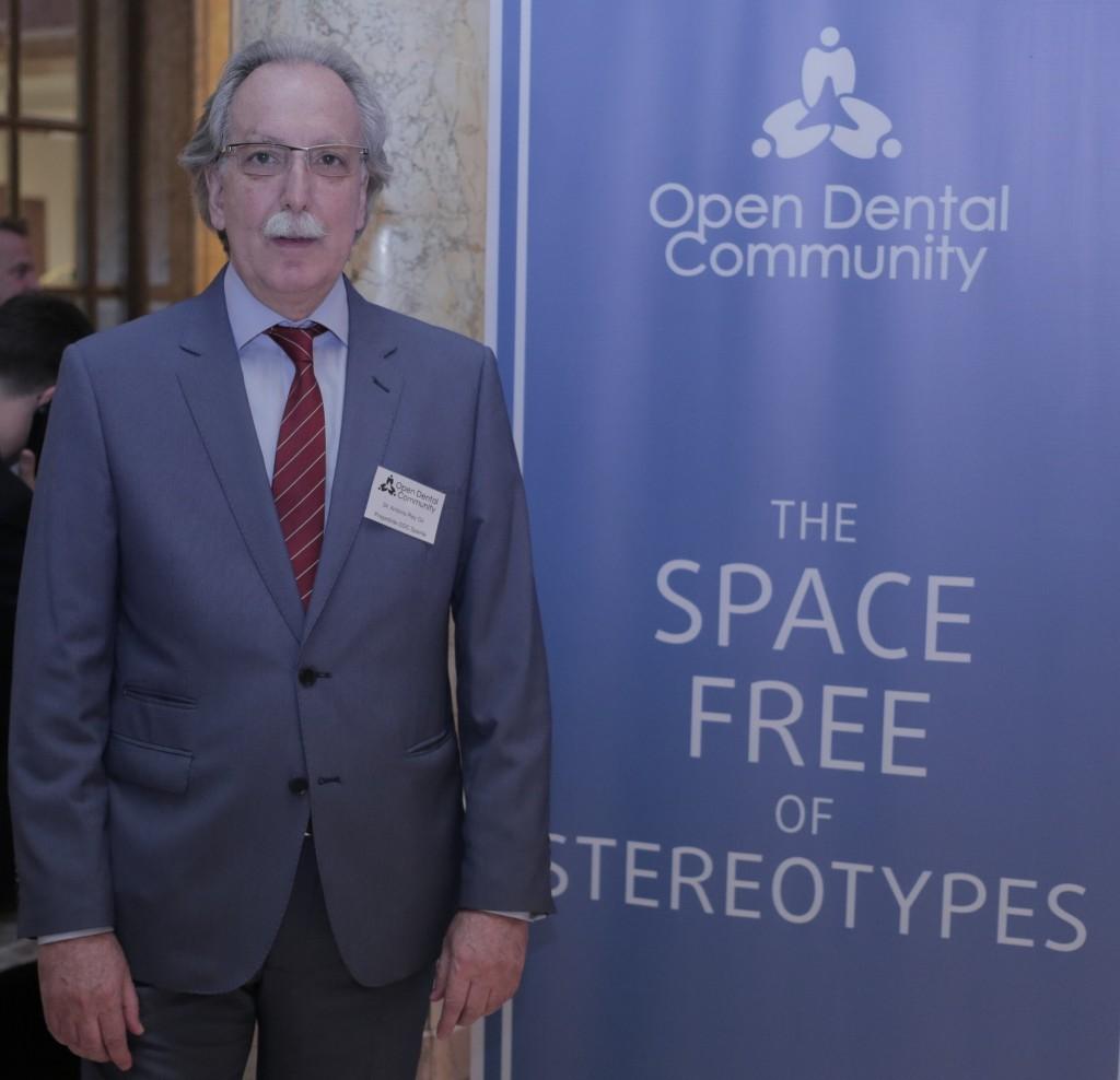dr Antonio Rey Gil