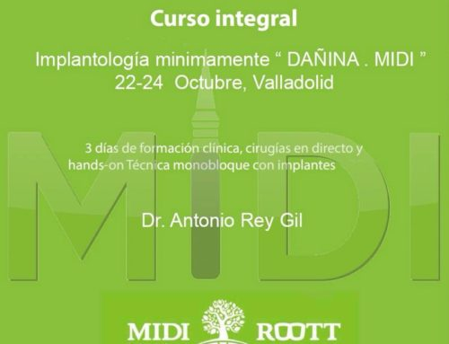 Midi Técnica Dr. Rey. Master Class. Implantes Valladolid.