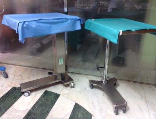 Mesa imstrumental cirugía, periodoncia, endodoncia
