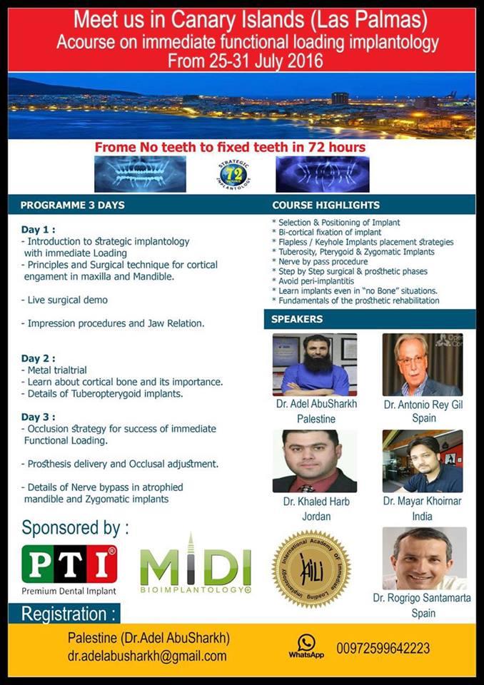 Congreso Programa preliminar