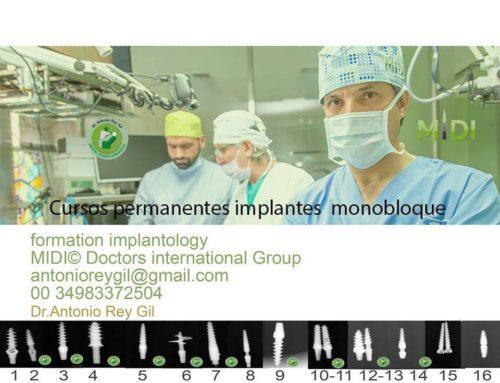 Implantes Valladolid. Información Doctores Rey